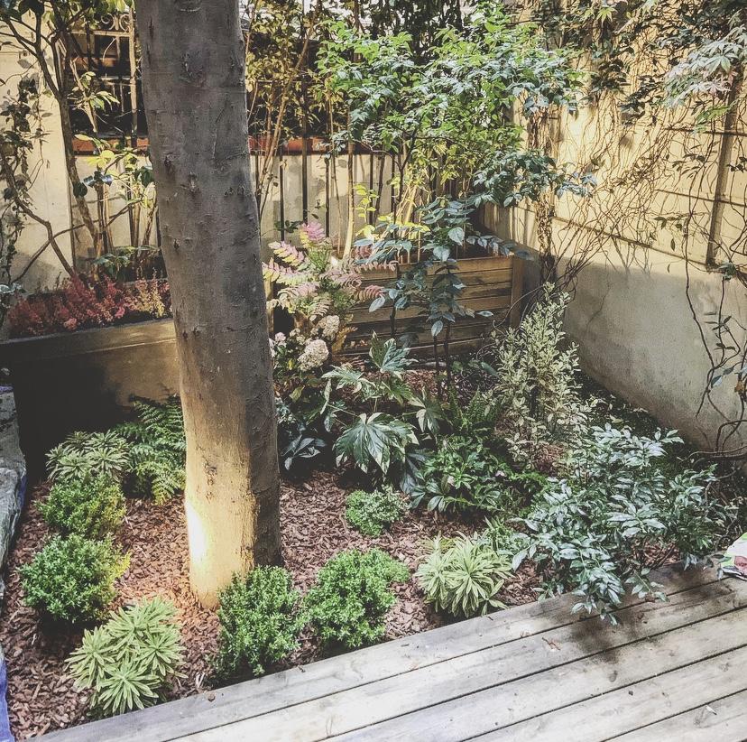Le jardin de ville (16è)